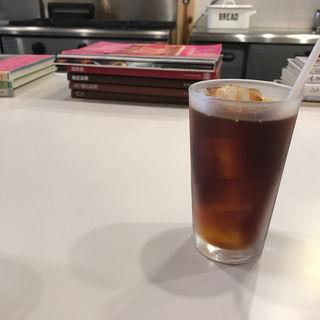 アイスコーヒー(メガネコーヒー)