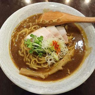 カレーらぁ~めん(麺ゃ しき )
