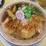 中華そば(サバ6製麺所 福島本店)