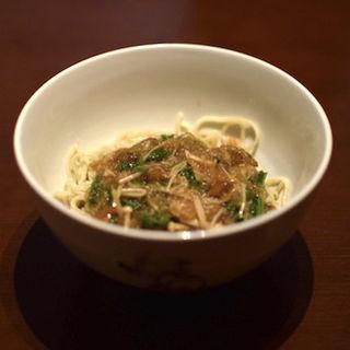 きのこおろし蕎麦(宗胡 (ソウゴ))