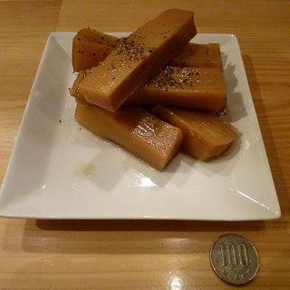 名物極太メンマ(ウミガメ食堂 )