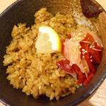 カレー炒飯のフライライス