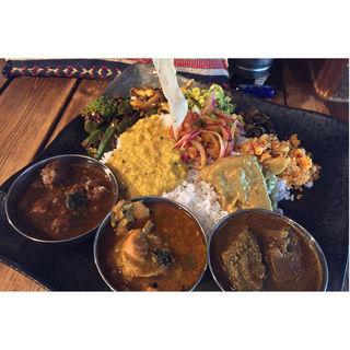 Srilanka curry(Kalpasi)