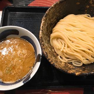 魚介豚骨つけ麺(三ツ矢堂製麺 大森店 )