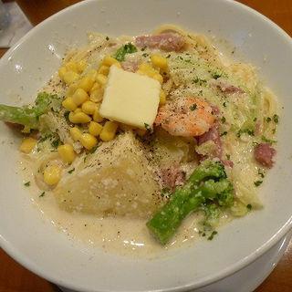 チーズクリームスープ(PASTA-YA 新横浜店 (パスタヤ))