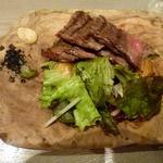 国産牛カルビのステーキ Sサイズ(80グラム)