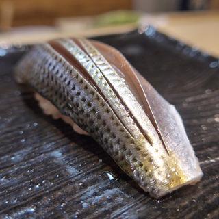小鰭(鮨 福元 (すしふくもと))