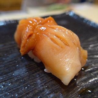 赤貝(鮨 福元 (すしふくもと))