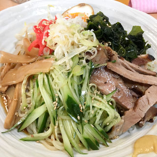 冷やし麺(麺処 帯笑 (たいしょう))