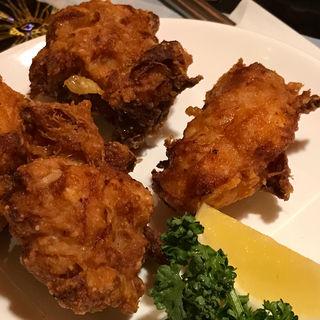 鶏の唐揚げ(香港楼 )