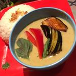 ゲーンキャオワン(カジュアル タイ料理 カオサンカァ )