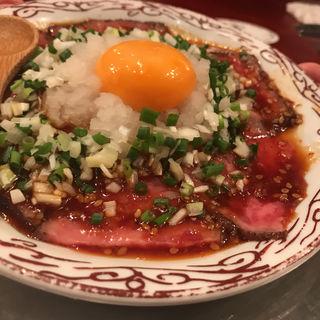 レアステーキ(正泰苑 芝大門店 (しょうたいえん))