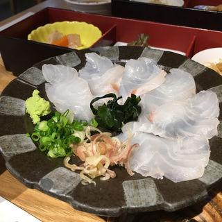 鯛めし膳(鯛めし魚然 自由が丘店 (うおぜん))