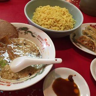 つけ麺(支那そば 北熊 池田店)