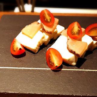 クリームチーズいぶりがっこ味噌漬(高太郎 (こうたろう))