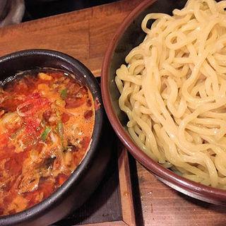 辛醤つけ麺(あんびしゃす花 )
