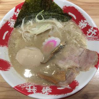 煮干とんラーメン(熟成豚骨ラーメン専門 一番軒 今池店 )