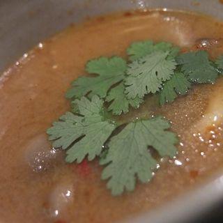 春雨入りきのこのトムヤムスープ(亜細亜民芸 きらきら )