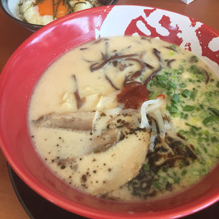 牛醬ラーメン(ラーメン まこと屋 貝塚店 )
