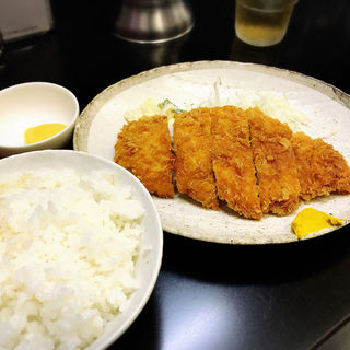 チキンカツ定食(宗楽 )