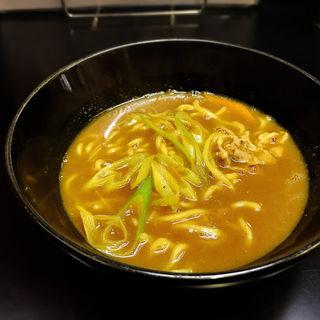 半カレーラーメン(宗楽 )