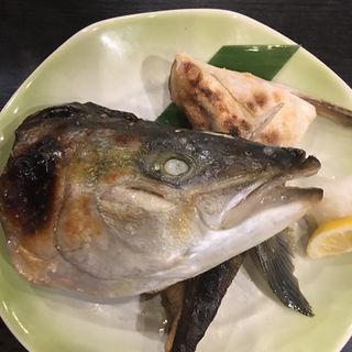 縞鯵のカマ焼き(すし旬 本店 (すししゅん))
