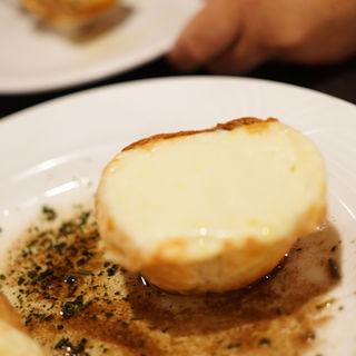 チーズトースト(洋麺亭 長野若里店 )