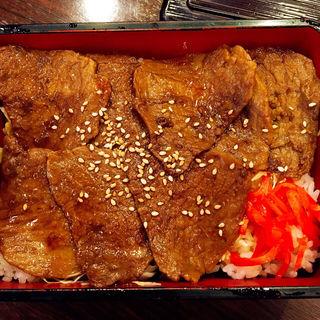上焼肉弁当(焼肉 北山 四条東洞院店 )