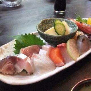 お刺身盛り(魚や なべいち)