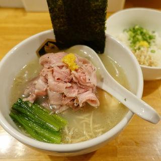 特製真鯛らーめん(真鯛らーめん 麺魚 )