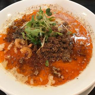 担々麺(四川担担麺 阿吽 浅草 (シセンタンタンメン アウン アサクサ))