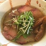 白(鶏魚介醤油)