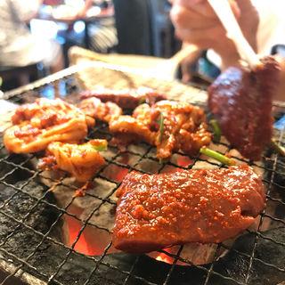 ホルモン焼き(大東苑 (ダイトウエン))