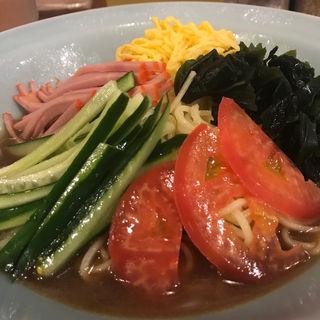 五目冷麺(ラーメン めん吉 博多一番街店 )