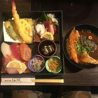 えびす松花堂弁当(魚河岸料理 うおぎん )