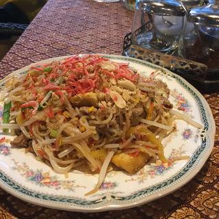 パッタイ(アゲインタイ家庭料理 )