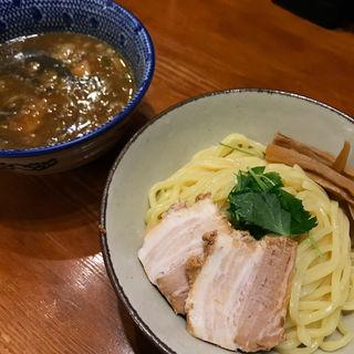特濃煮干しつけ麺(百日紅 (さるすべり))