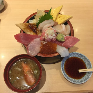 ちらし寿司(江戸之家 神田店 (えどのや))