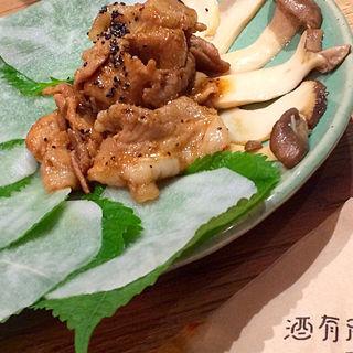 デジプルコギ(酒有別腸)