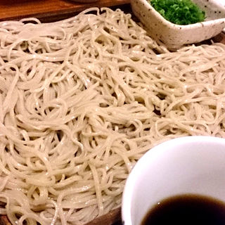 ざる蕎麦(梅心 )