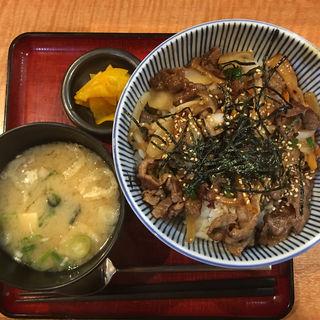 焼肉丼(南南 )