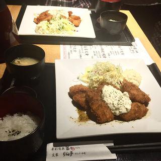 チキン南蛮定食(冨々 ブリーゼブリーゼ )