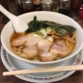 チャーシュー麺(らぁめんや 風神 )