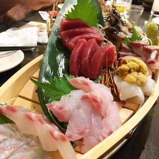 刺身(居酒屋 あんじ 烏丸六角店 )