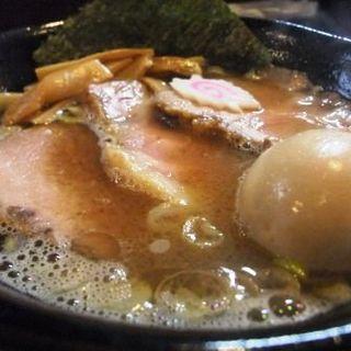 特製ラーメン(麺屋いちびり)
