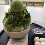 かき氷(京はやしや 京都三条店 (きょうはやしや))
