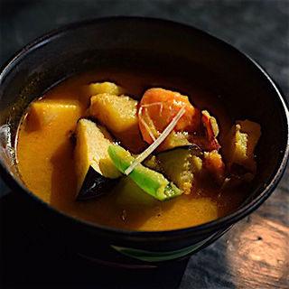 ベジタブルカレー(カリーバー・ミルチ (Curry Bar Mirch))