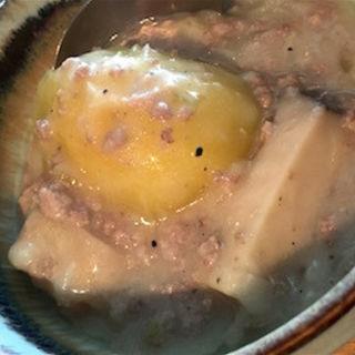 キタアカリのクリーム煮(はみんぐふーど )