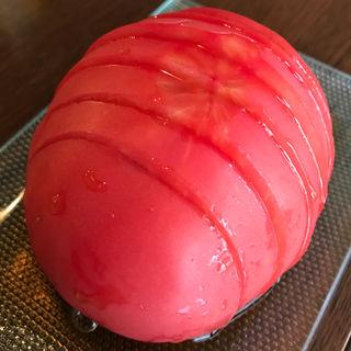 冷やしトマト(野菊)
