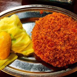 卵メンチカツ(紅とん 上野ユースロード店 )